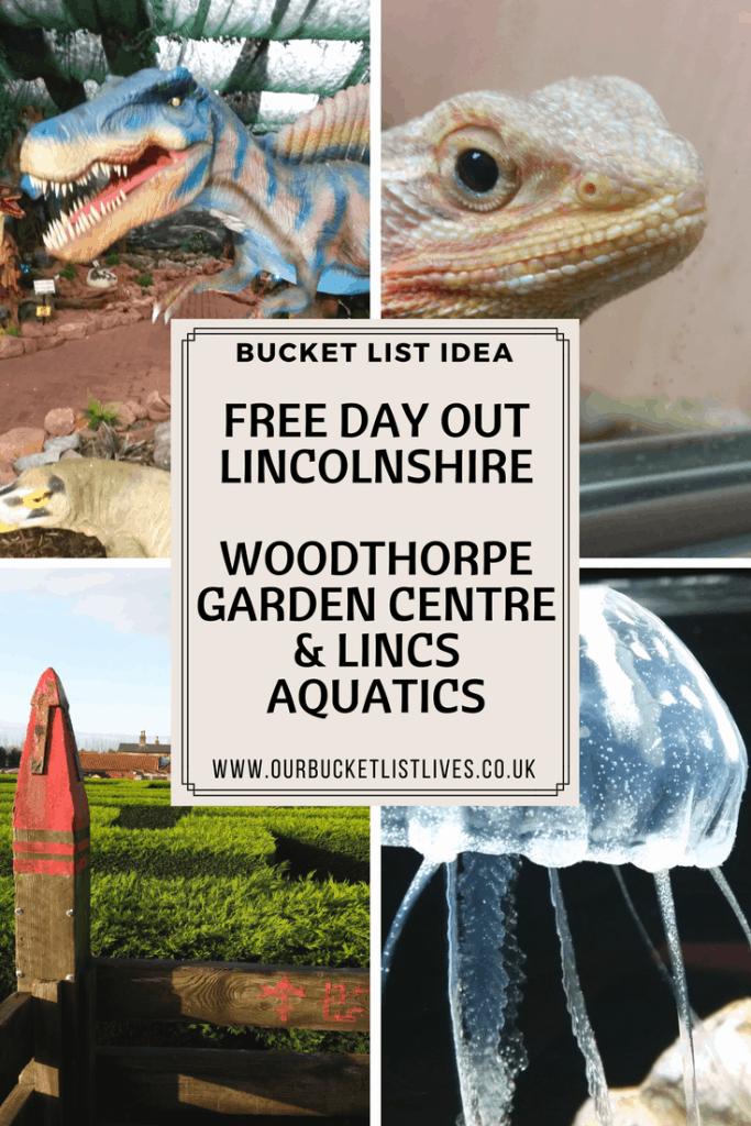 Woodthorpe garden centre, Lincs aquatics - free day out