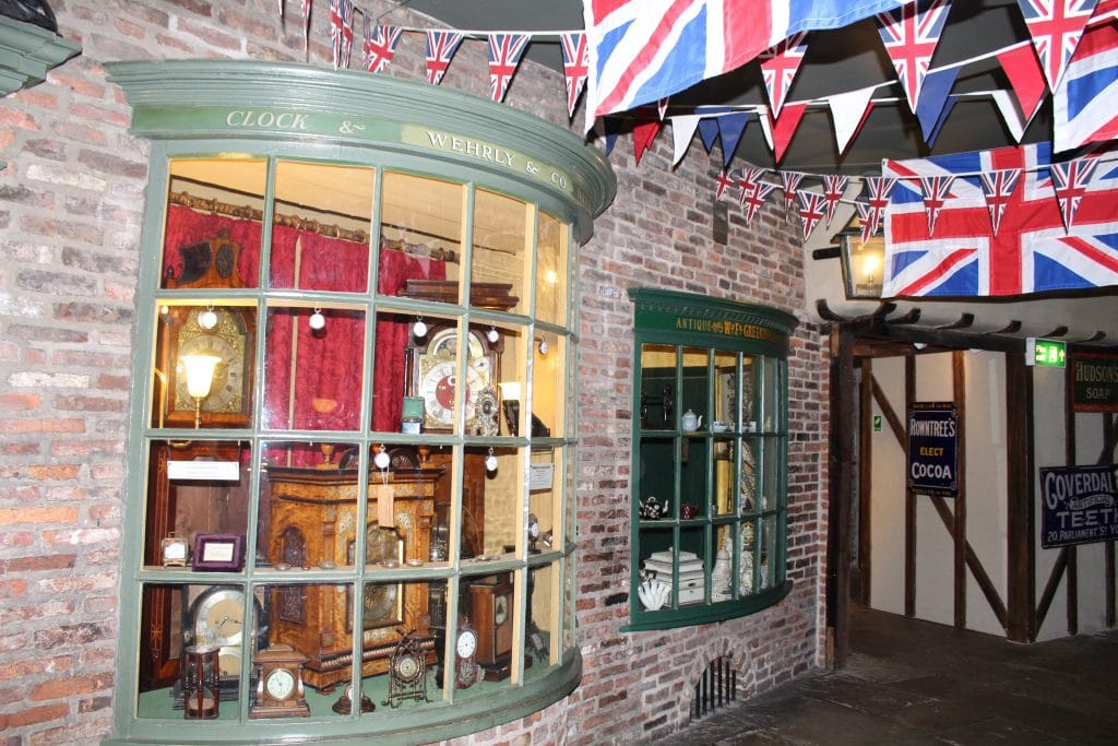 York castle museum - Step back in time, family day out