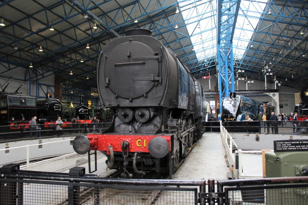 National railway museum York - a great free family day out