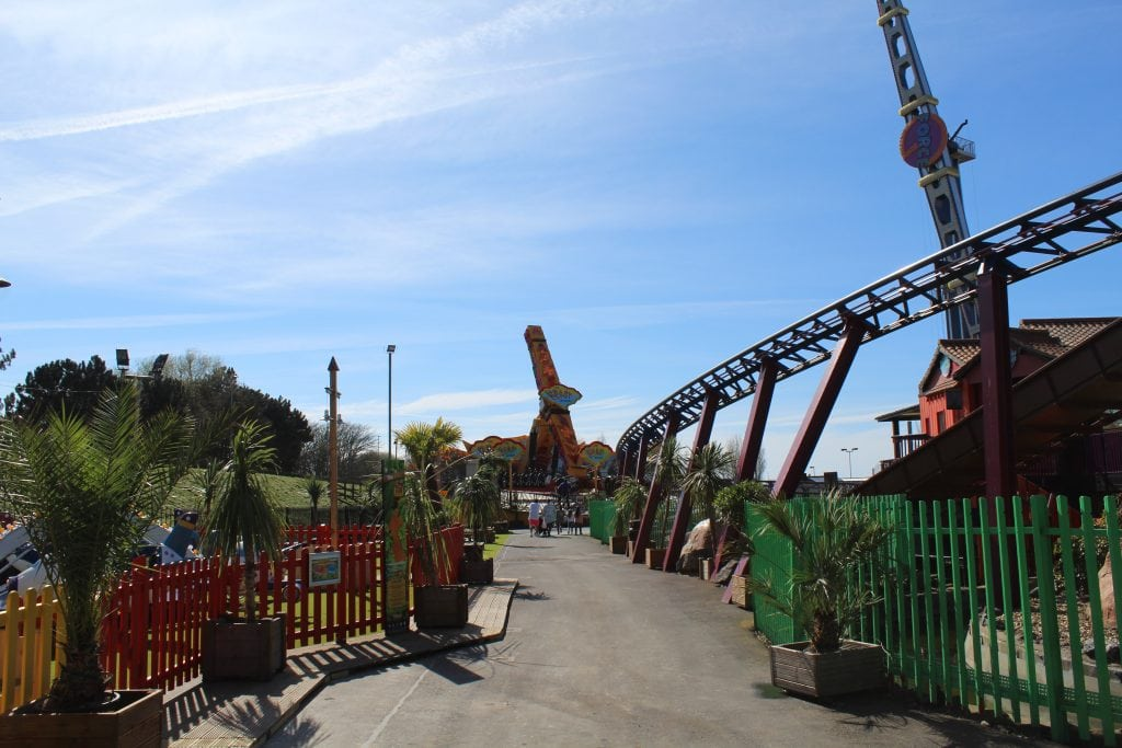 Fantasy Island - A fun family day out