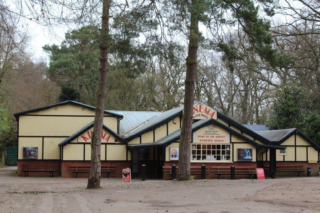 Kinema in the Woods - Woodhall Spa's historical cinema