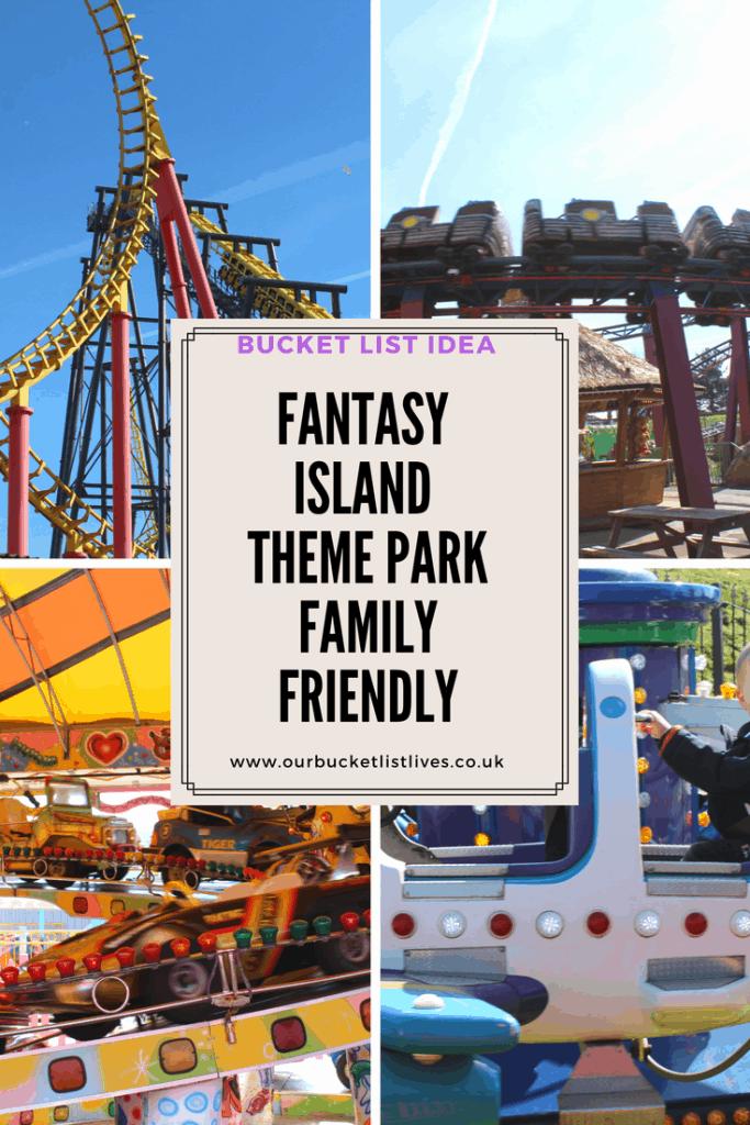 Fantasy Island - A fun family day out