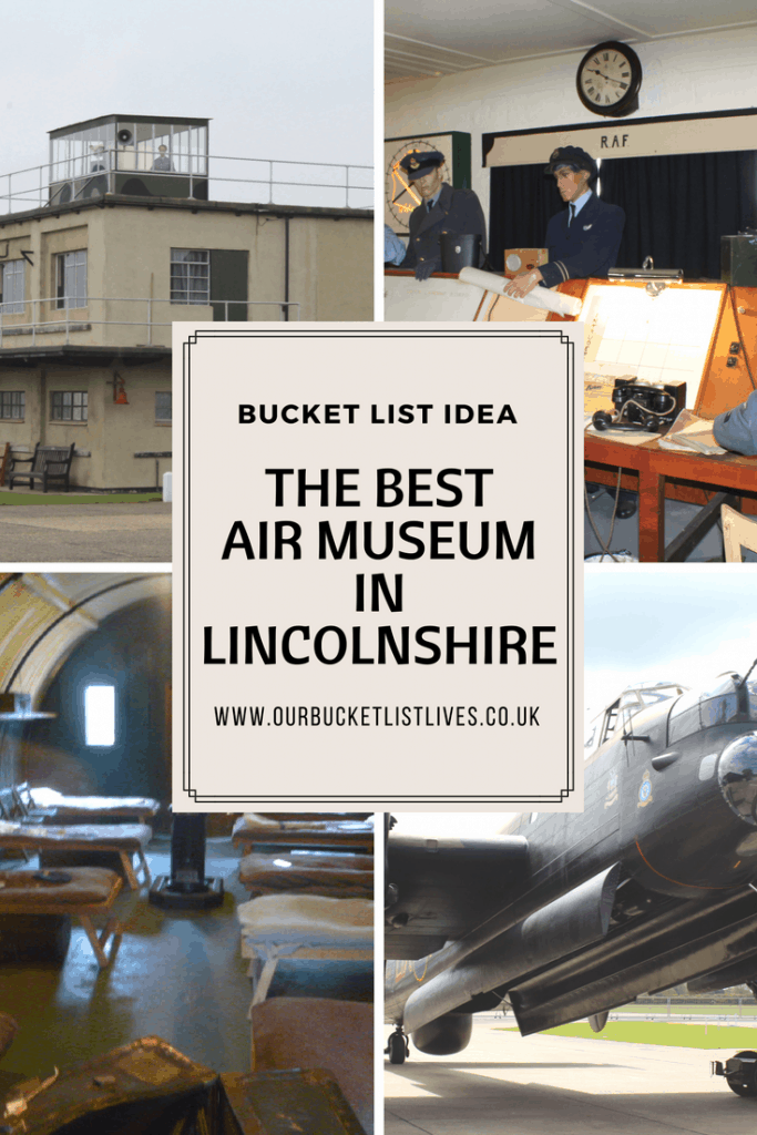 Lincolnshire Aviation heritage centre - Day out UK kids
