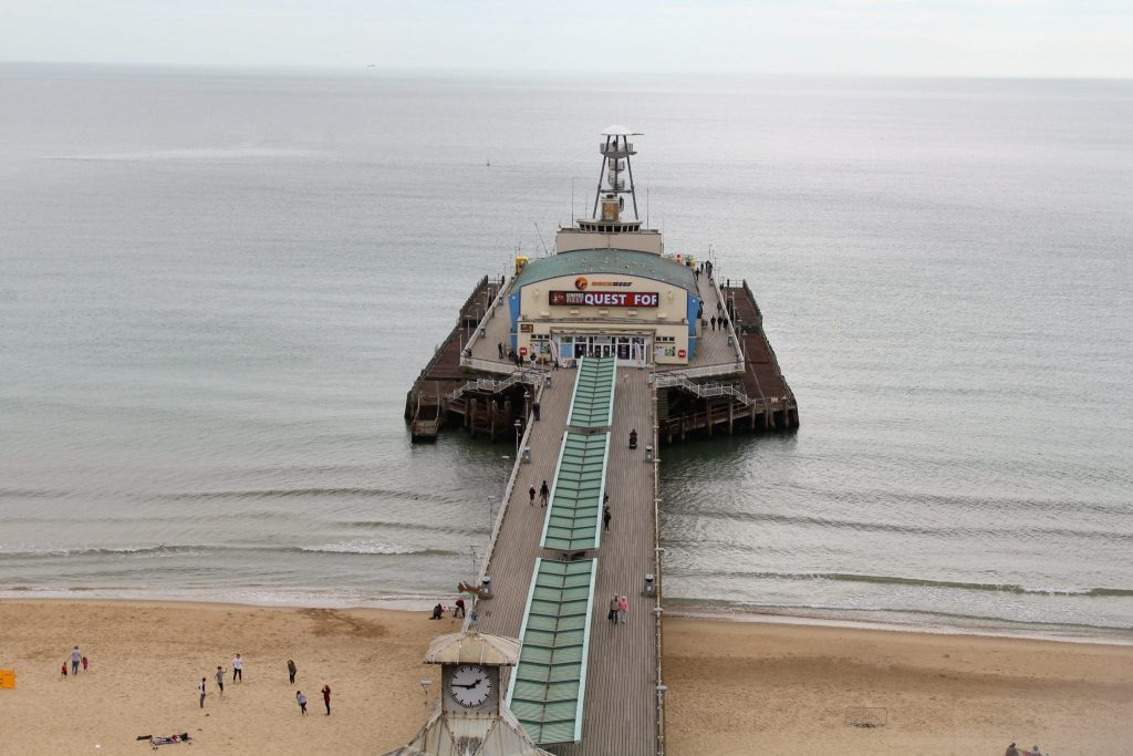 Big Wheel, Bournemouth Beach