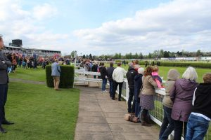 Family Fun at the Races - Market Rasen Day Out Review. Raceday extravaganza. Blog review