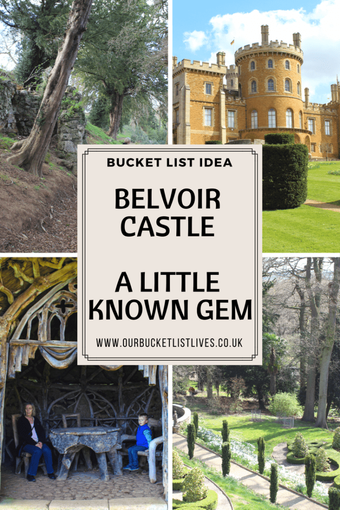 Belvoir castle Leicestershire, day out review