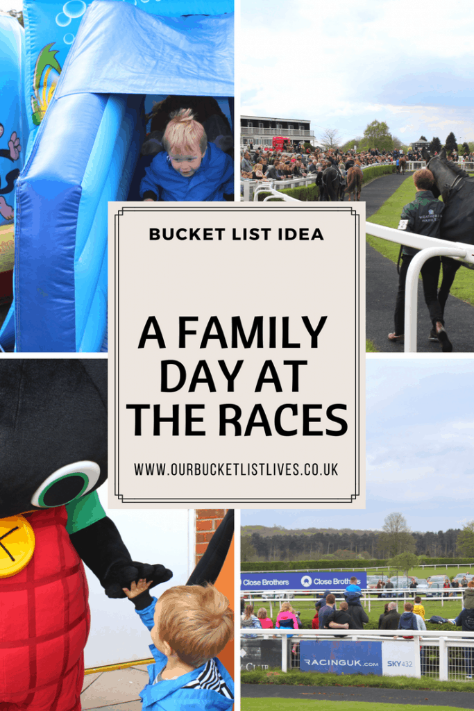 Family fun at the races - Market Rasen day out review