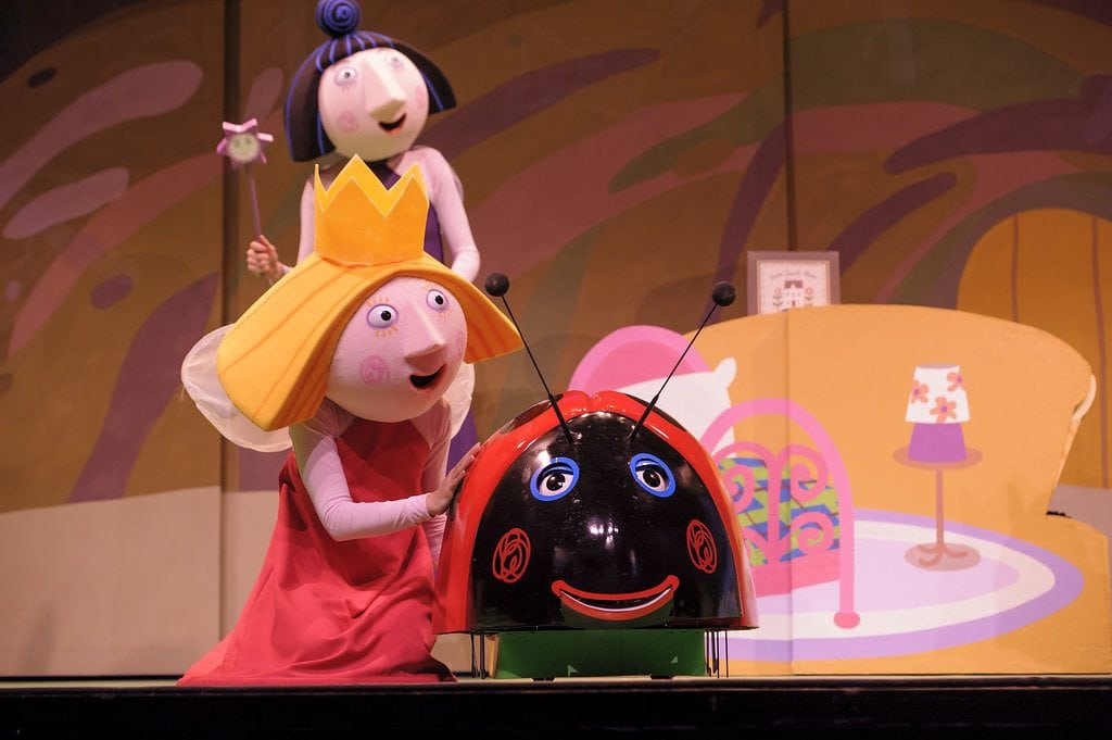 Ben and Holly's Little Kingdom - UK tour review