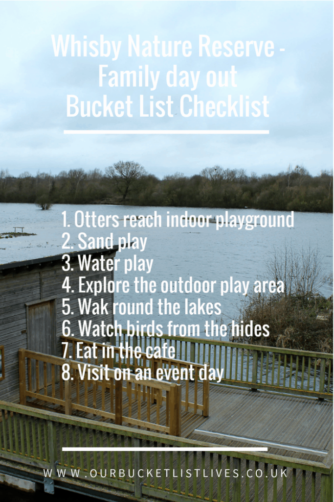 Whisby Nature Reserve, Bucket List Day Out Checklist, Family Friendly