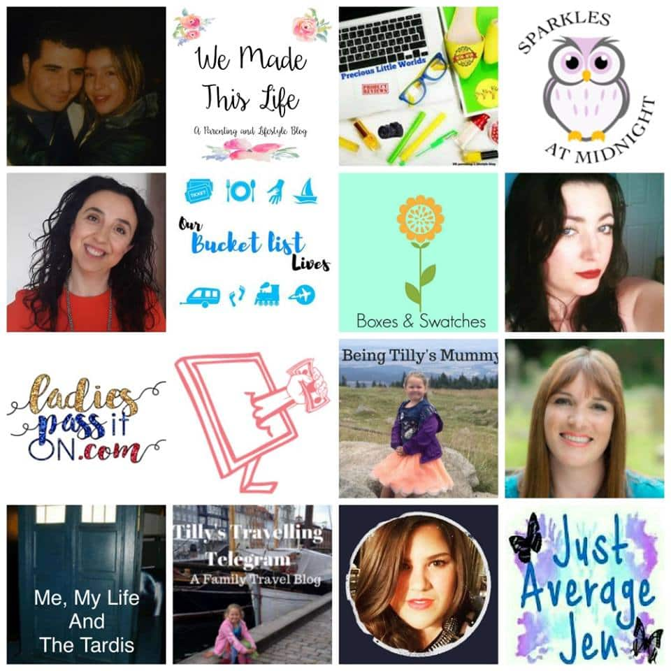 Blogger Collab Giveaway Kindle Fire