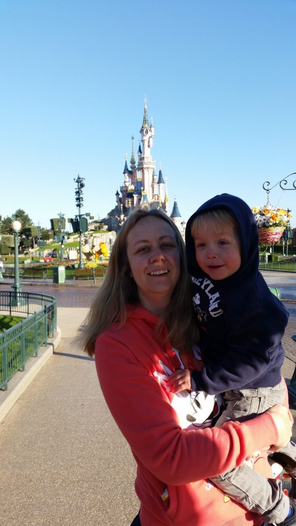 Disneyland Paris - Visiting with a Toddler - Top Tips
