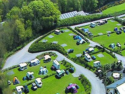 Woodlands Grove Caravan Park Photo