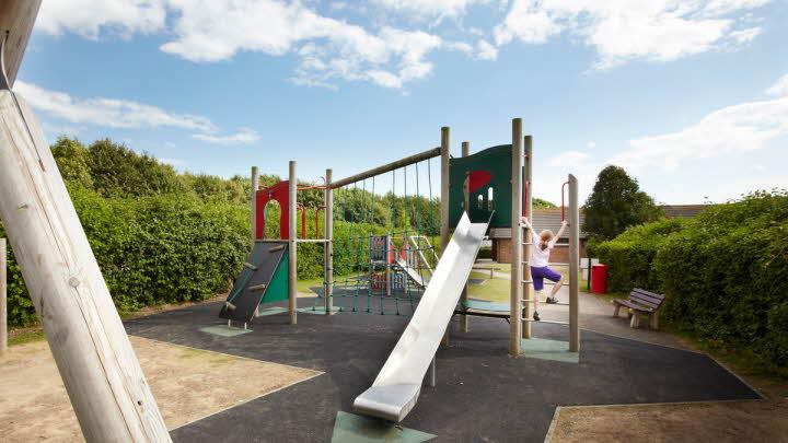 Children's Playground at Brighton Caravan Club