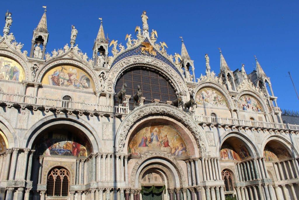 Visit Saint Mark's Basillica