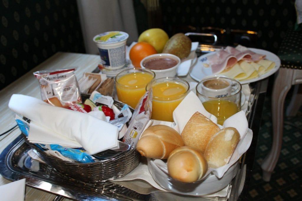 Breakfast Relais Piazza San Marco