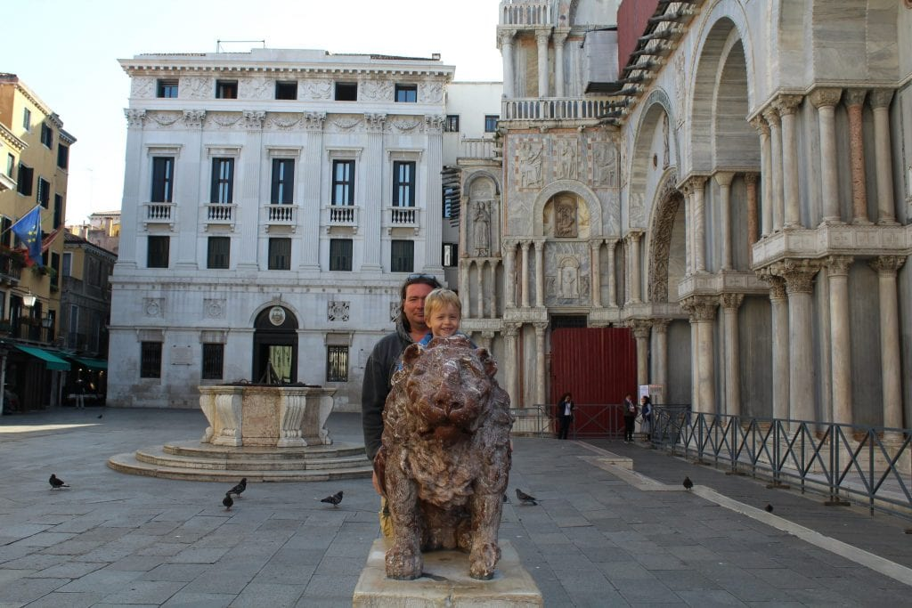 Lions of Saint Mark's Square