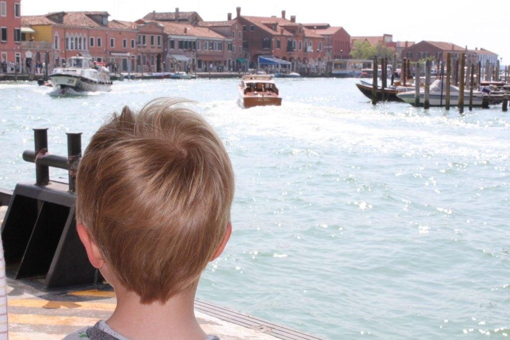 Vaporetto Waterbus recommendations Venice