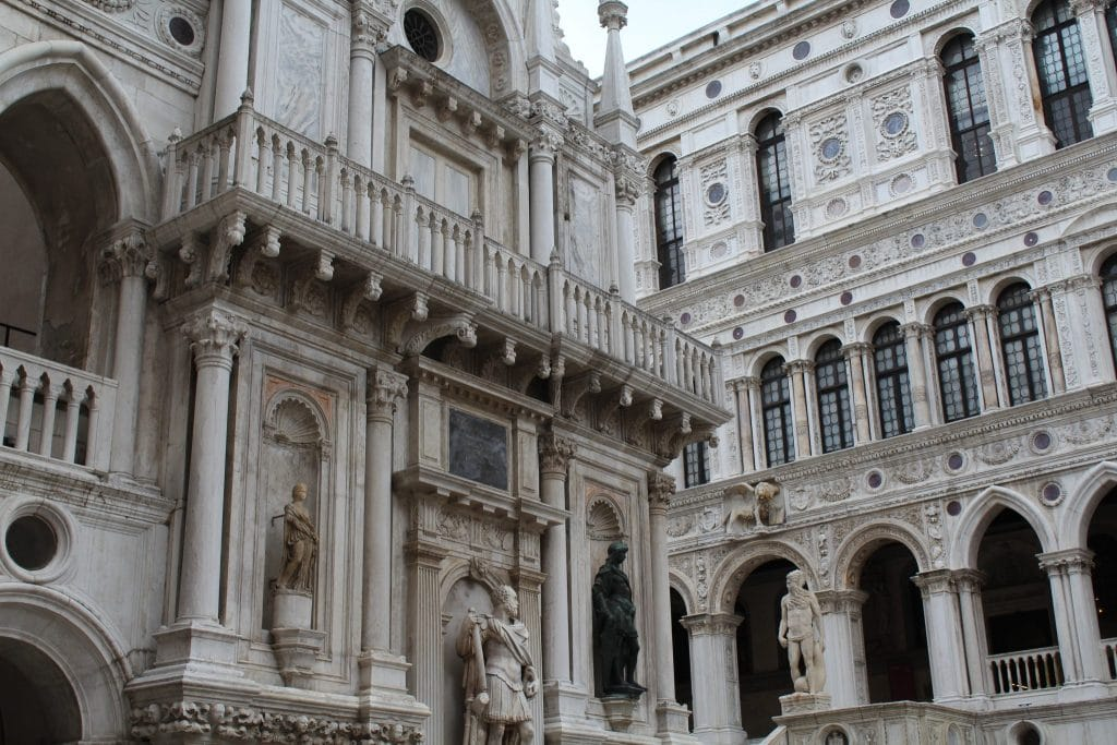 Doge's Palace - Exploring the Palazzo