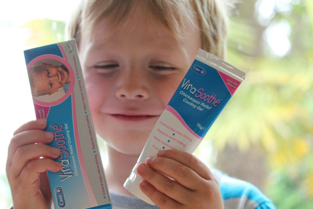 Chickenpox Stages, Symptoms and Why we Love Virasoothe - A mummy's Tale