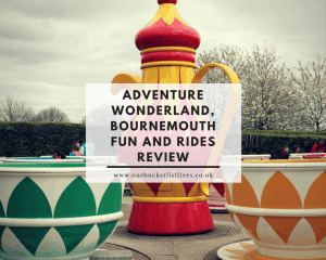 Adventure Wonderland, Bournemouth. Fun and Rides Review