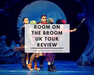 Room on the Broom - UK Tour Review