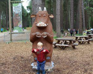 Gruffalo Spotter - Review of the Gruffalo Trail