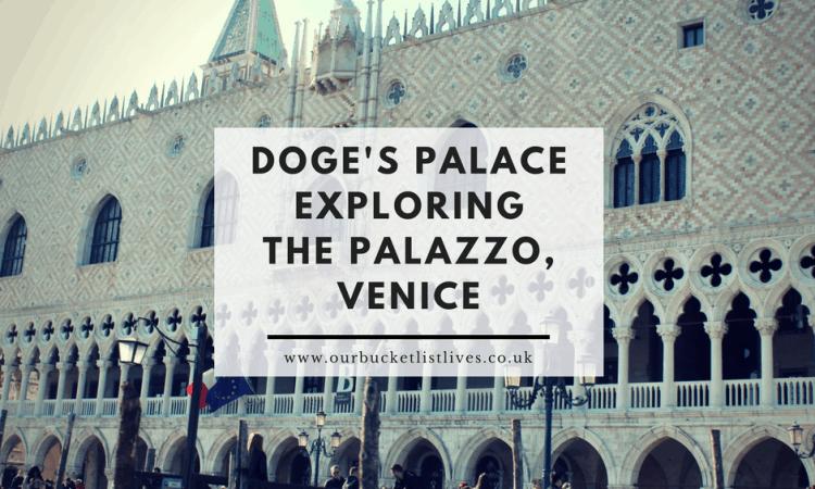 Doge's Palace - Exploring the Palazzo, Venice