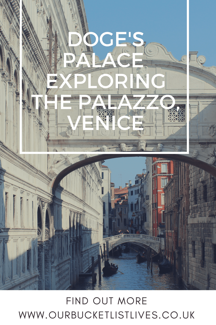 Doge's Palace - Exploring the Palazzo, Venice