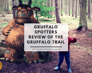 Gruffalo Spotters - Review of the Gruffalo Trail
