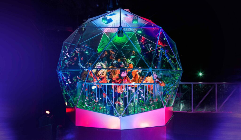 Crystal Maze Experience London