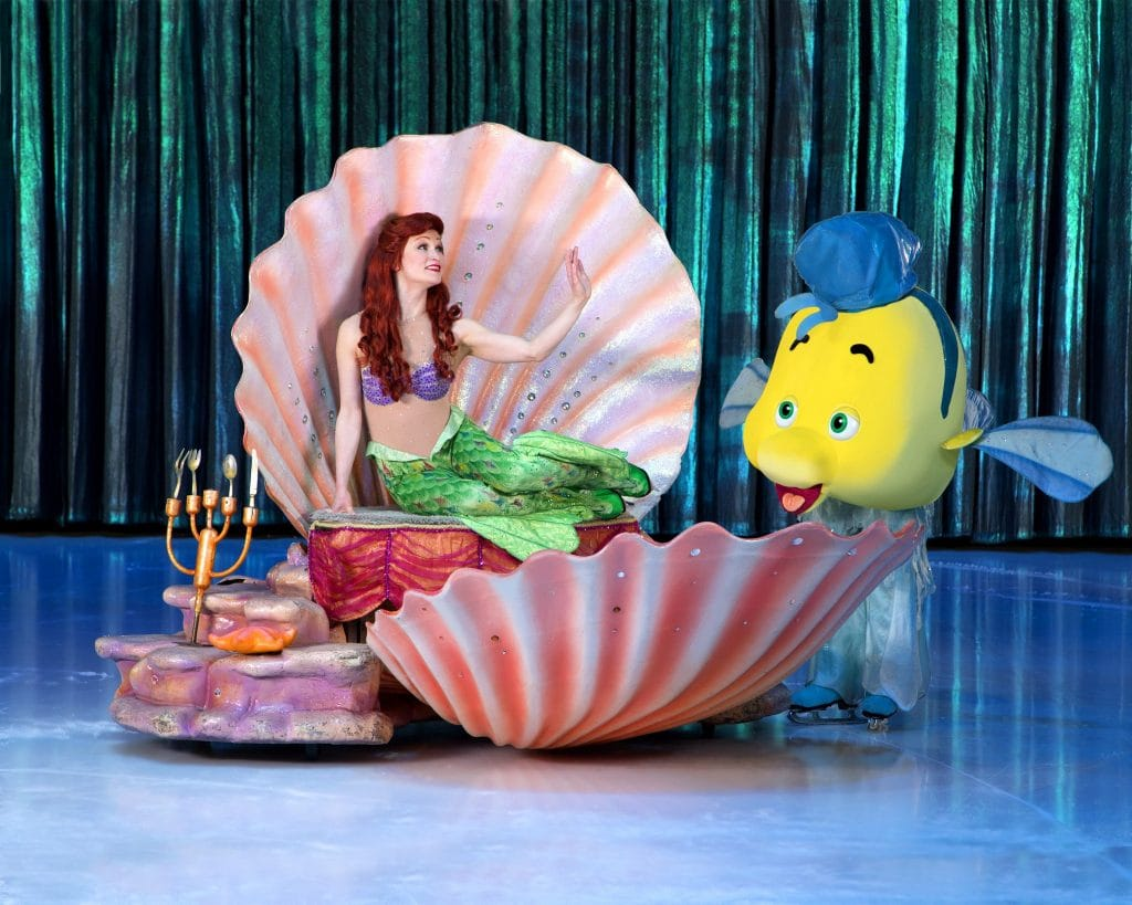 Disney On Ice presents Passport to Adventure - UK tour information