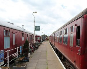 15 Places to Ride on a Steam Train in the East Midlands