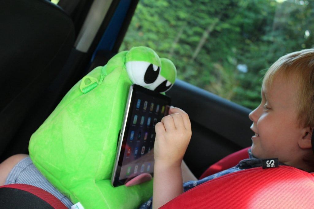 Cosy Holder - A Fun Tablet & eReader Holder - Review & Giveaway