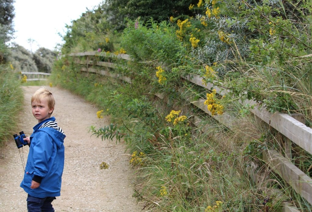 Exploring Gibraltar Point Nature Reserve, near Skegness - Family Walk in Lincolnshire