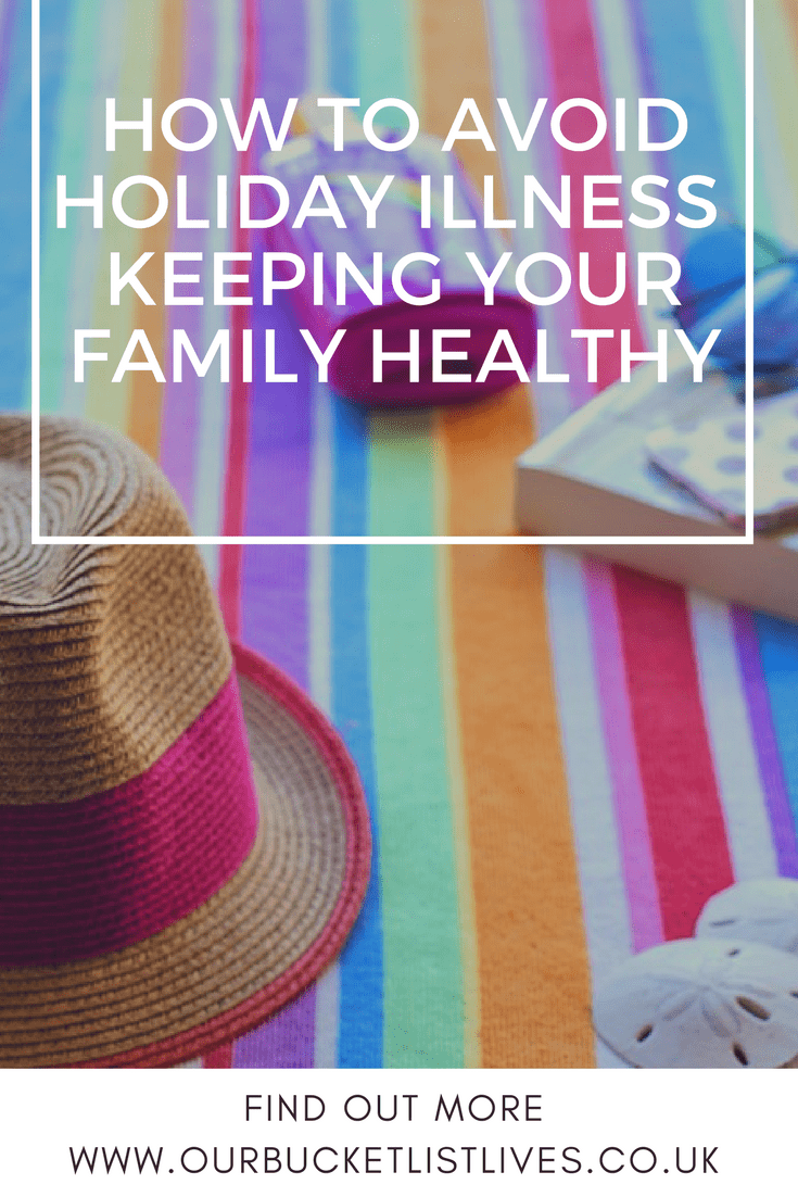 How to Avoid Holiday Illness - Keeping your family healthy