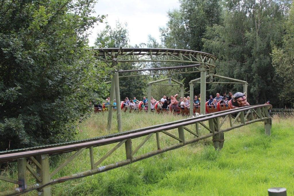 Twinlakes - Family Theme Park - Melton Mowbray, Leicestershire