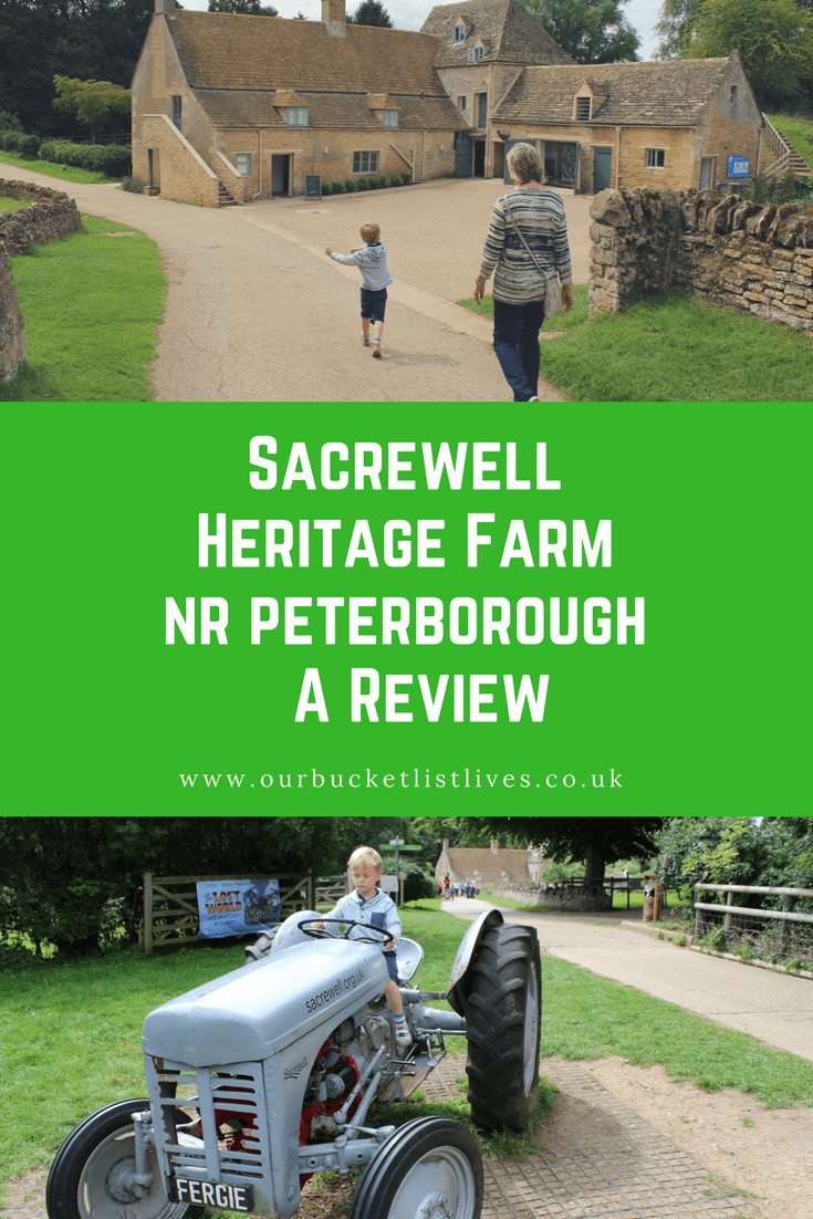 Sacrewell Heritage Farm - Summer Fun - A Review