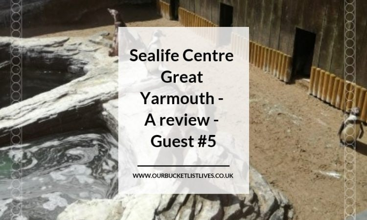 Sealife Centre Great Yarmouth - A review - Guest #5