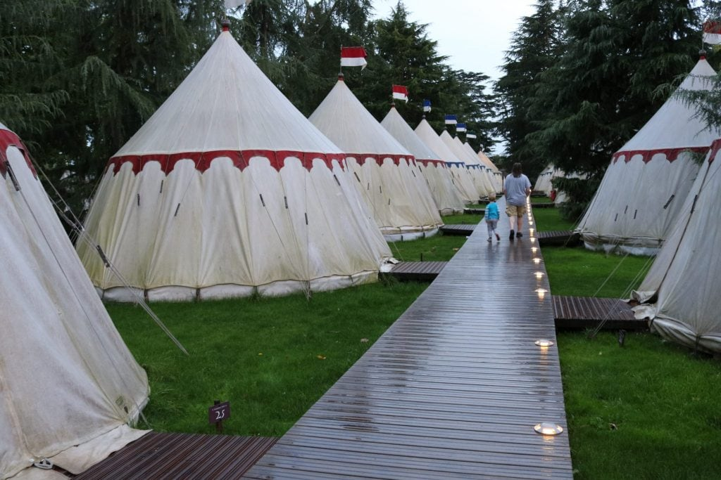 Knights Village Glamping At Warwick Castle A Review