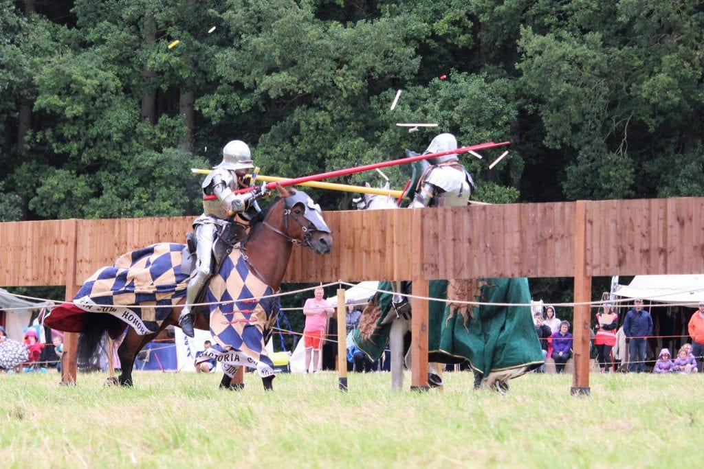 Bosworth Medieval Festival - At Bosworth Battlefield Heritage Centre, Leicestershire