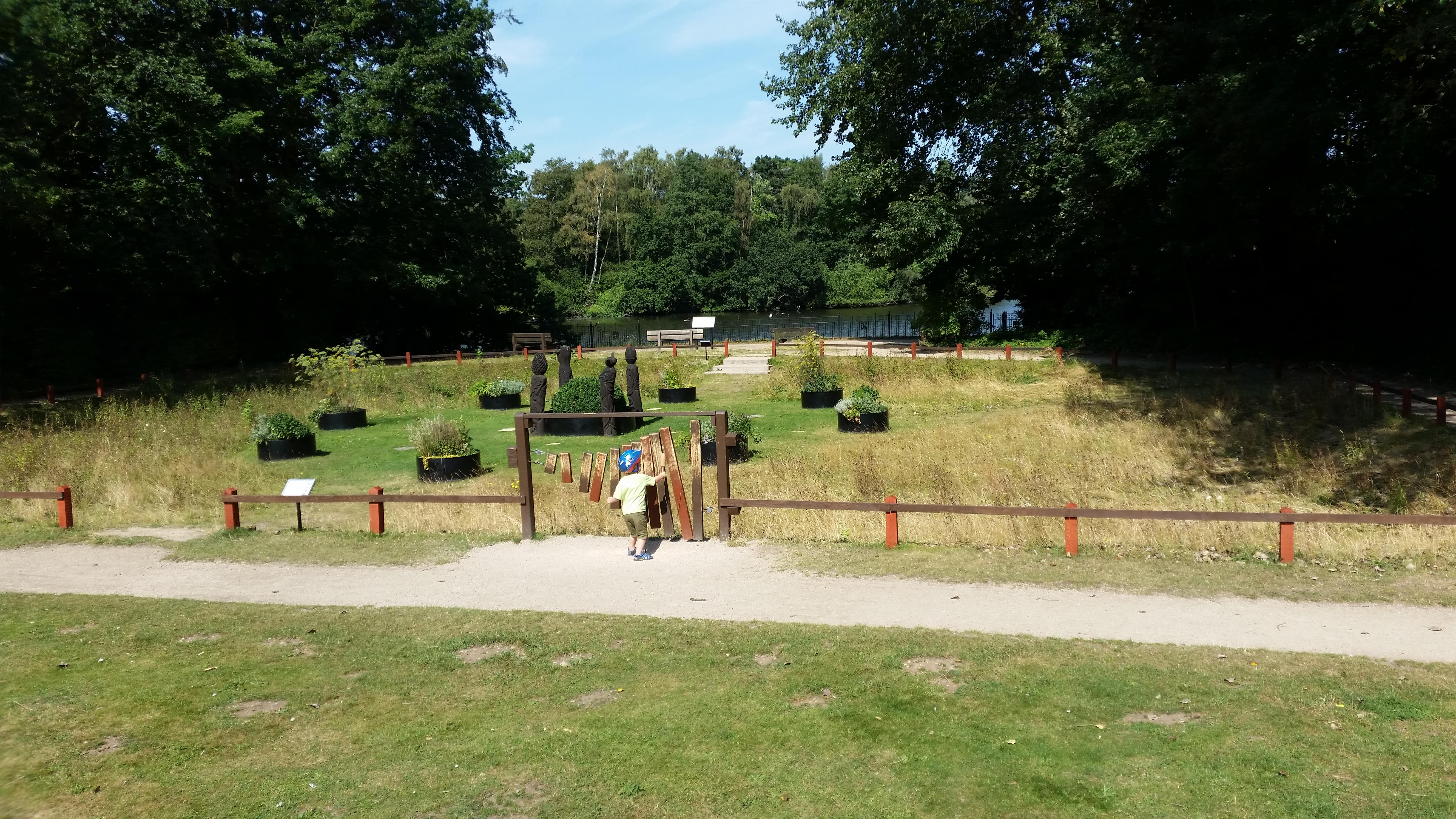 Why we Love Hartsholme Country Park, Near Lincoln
