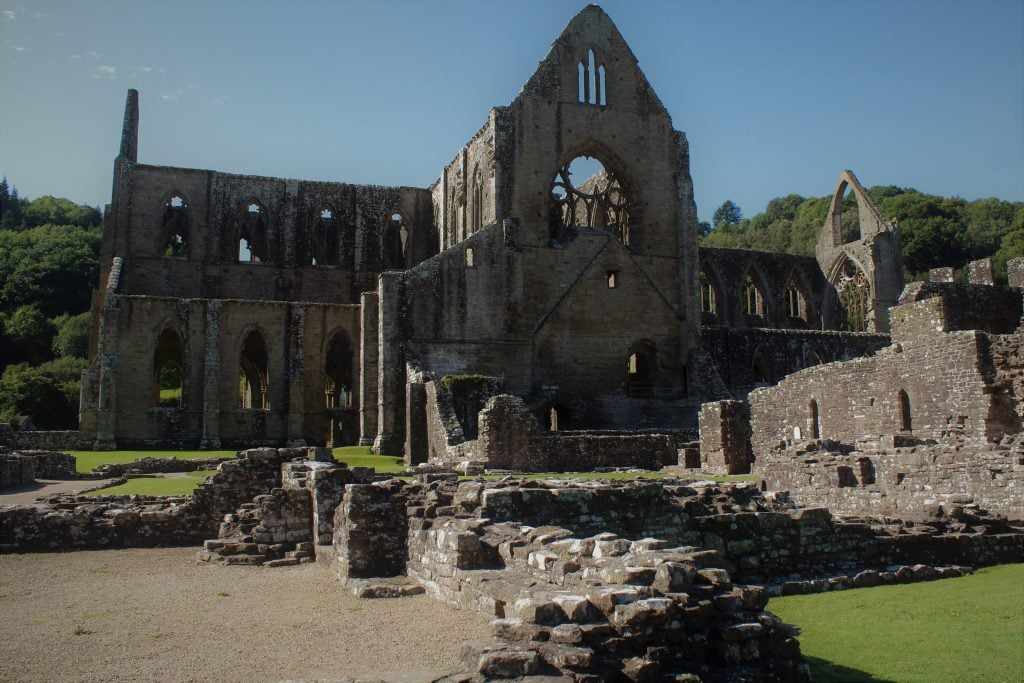 Featured image for Tintern Abbey Wales