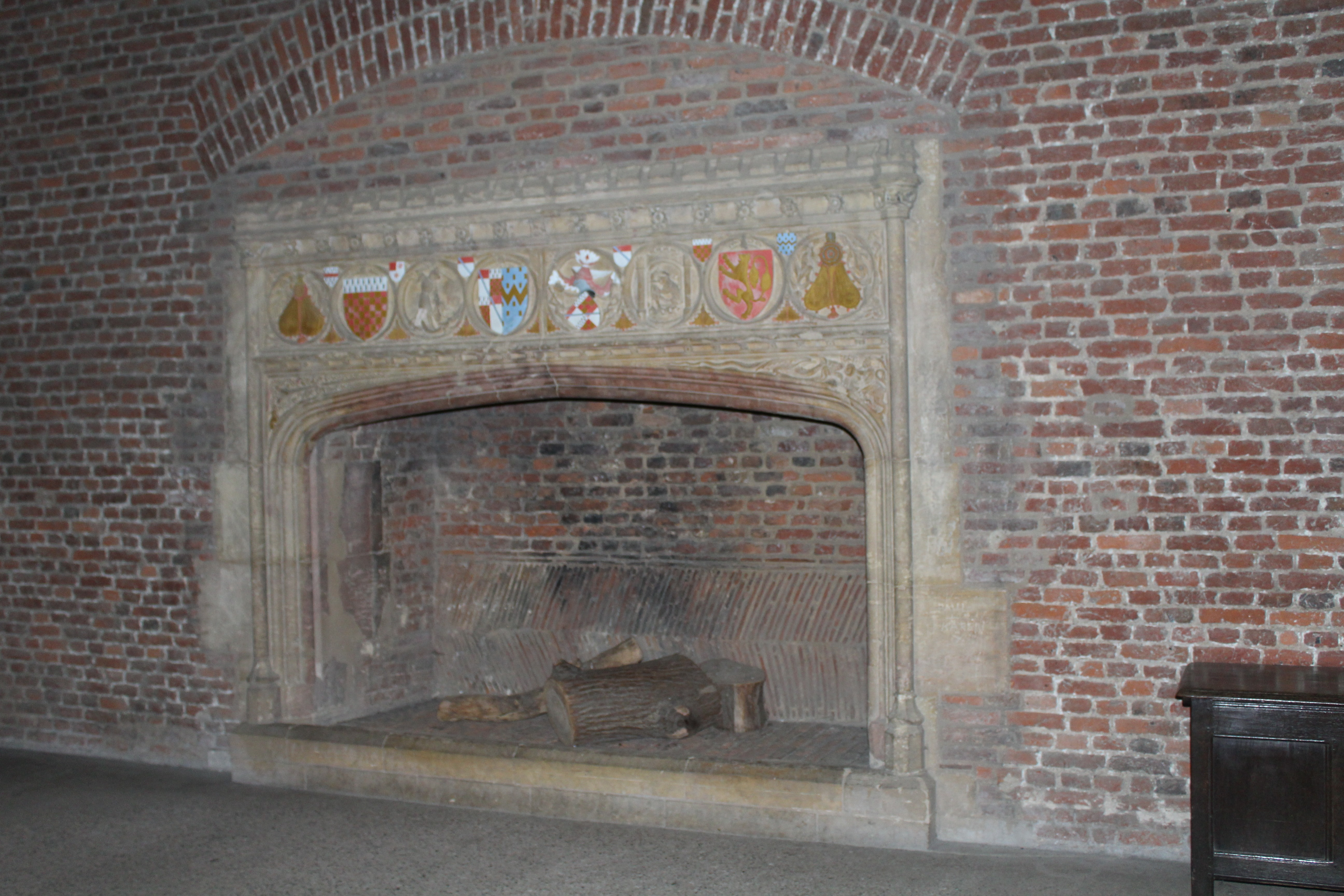 Tattershall Castle in Lincolnshire - Review - National Trust