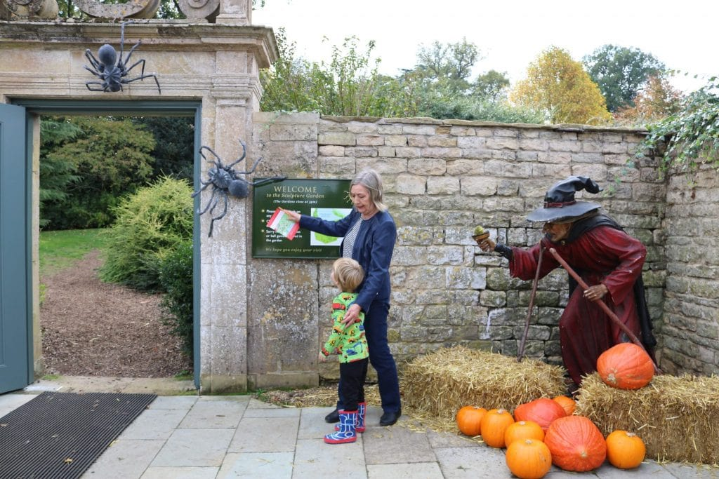 Halloween Trail at Burghley House - Great Idea for a Day Out