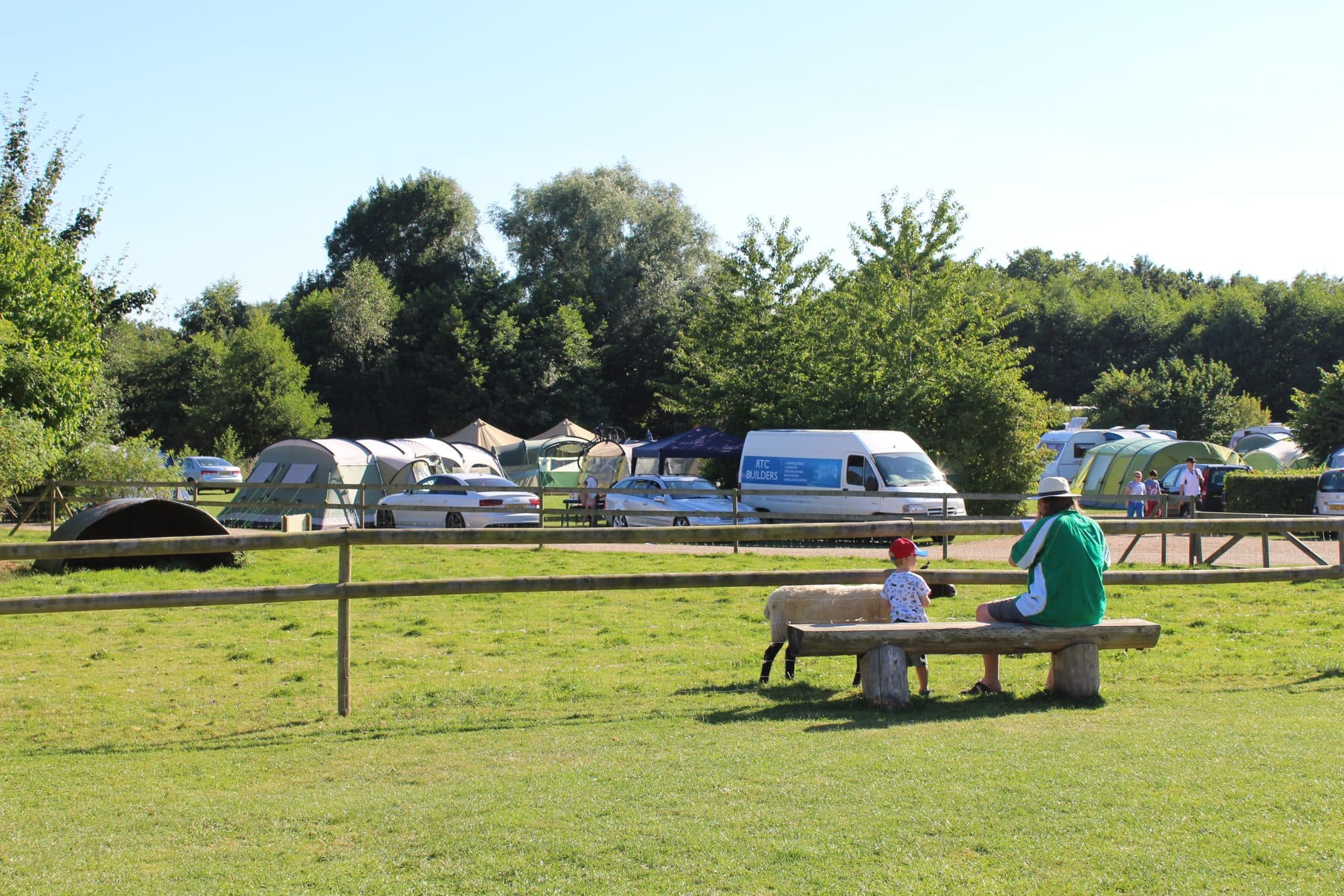 Deer's Glade Caravan and Camping Park Review, Norfolk