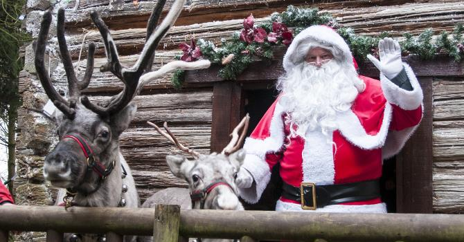 30 Best Christmas Events East Midlands 2017 - Meet Santa and More