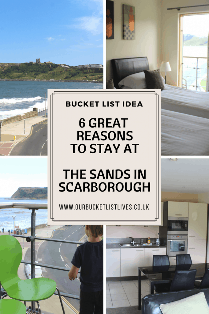 6 Great Reasons to Stay at The Sands in Scarborough