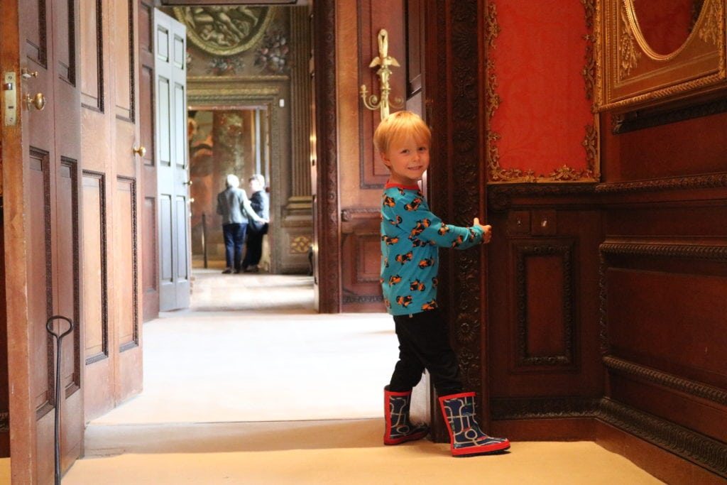 Burghley House - Garden of Surprises - Family Day Out Review