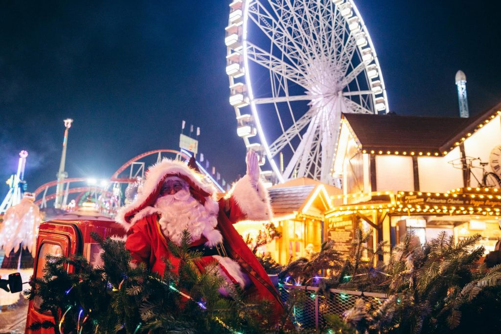 25 + Ultimate Christmas Events in the UK | Best Things to do