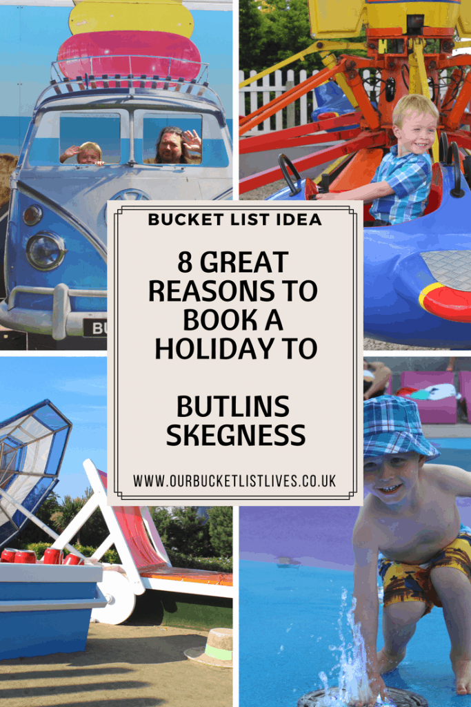 8 Great Reasons to book a Holiday to Butlins Skegness
